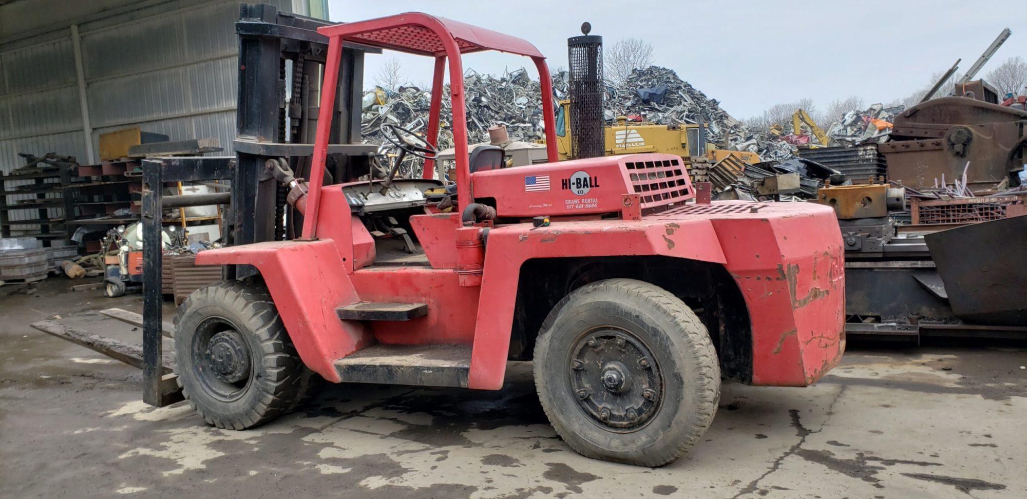 Montacargas 25,000 lb. Image