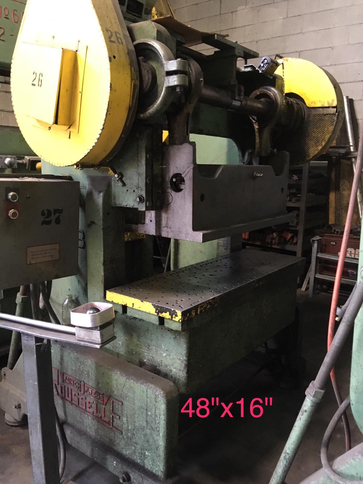 Prensa 40 toneladas Image